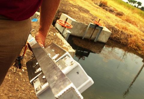 A SBx7-7 Farm-Gate Delivery Measurement Solution